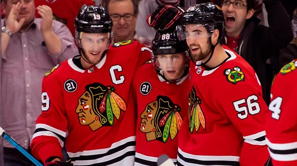 Chicago Blackhawks live stream