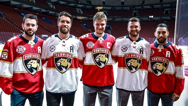 Florida Panthers live stream