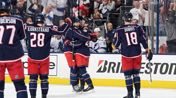 Columbus Blue Jackets live stream